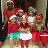 Christmas 2014 at creche
