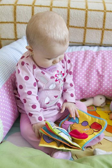 How to Support Your Baby's Language Skills Development