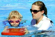 Start swimming lessons early this spring