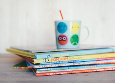 Fun books to read with your child