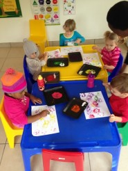 Playschool is the perfect environment to learn tolerance, manners and teamwork!