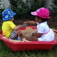 Crèche insights: How sensory play helps your child to thrive